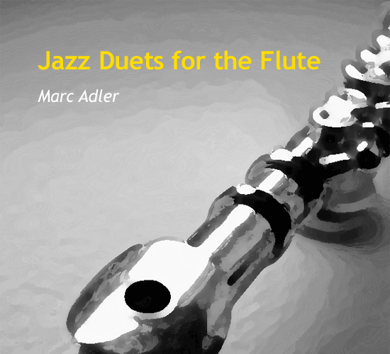 jazz-duets-for-the-flute-by-marc-adler-cover