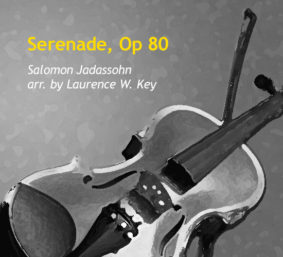 serenade-op80-by-laurence-w-key-cover