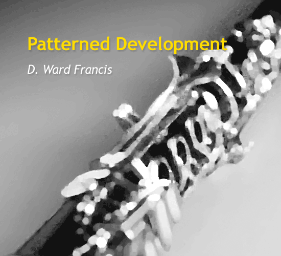 patterned-development-by-d-ward-francis-cover