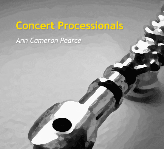 concert-processionals-by-ann-cameron-pearce-cover