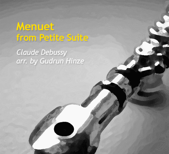 menuet-from-petite-suite-by-gudrun-hinze-cover