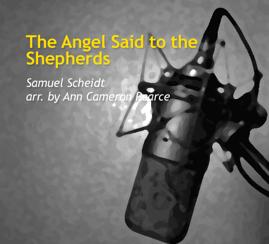 the-angel-said-to-the-shepherds-for-voice-by-ann-cameron-pearce-cover